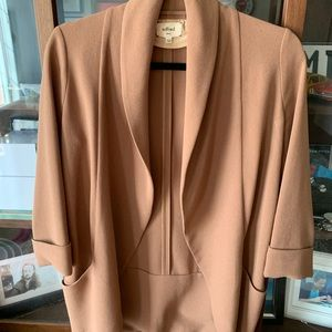 "Wilfred - Camel coloured ""Chevalier"" Blazer Size 0"